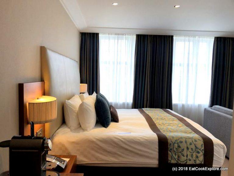 Amba Hotel Charing Cross Deluxe Room