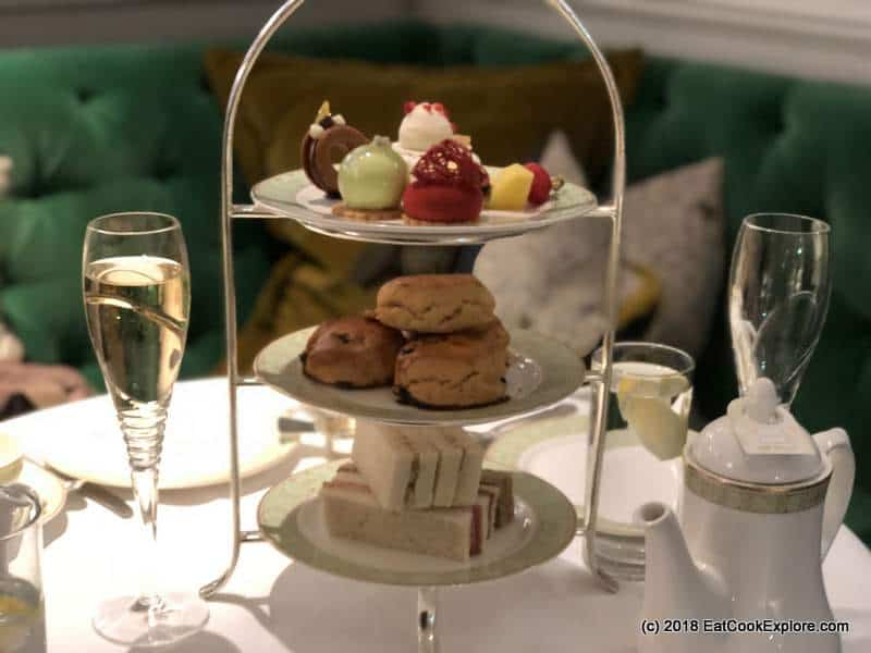 Grosvenor House AFternoon TeaThe Best Afternoon Tea in London