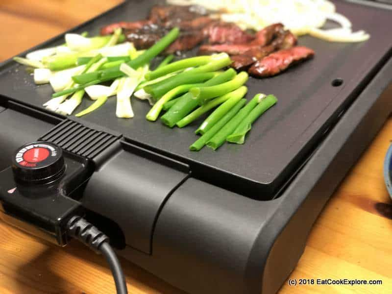 Judge Table Top Grill for Korean BBQ or teppanyaki