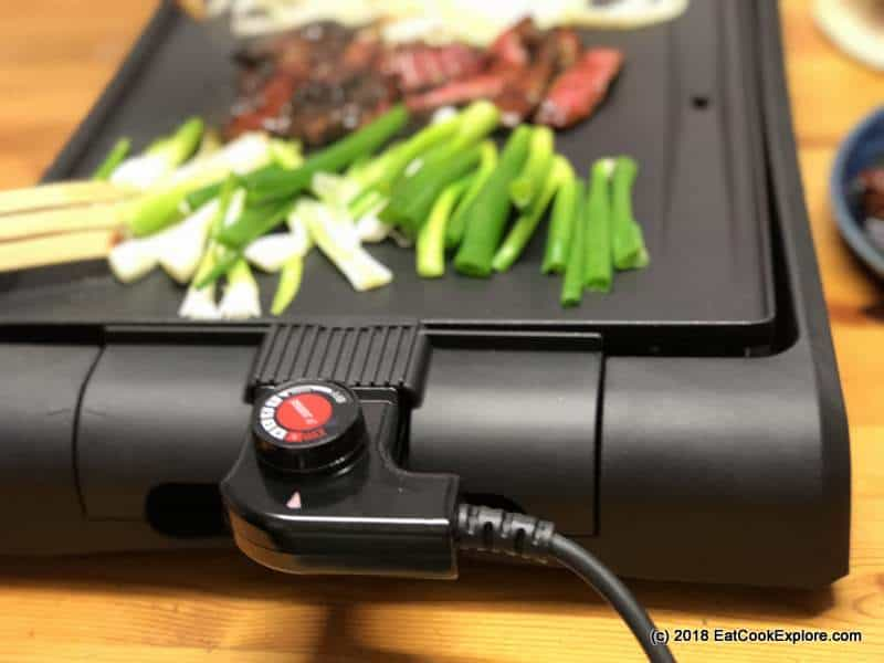Porduct review Judge Electric Table Top Grill