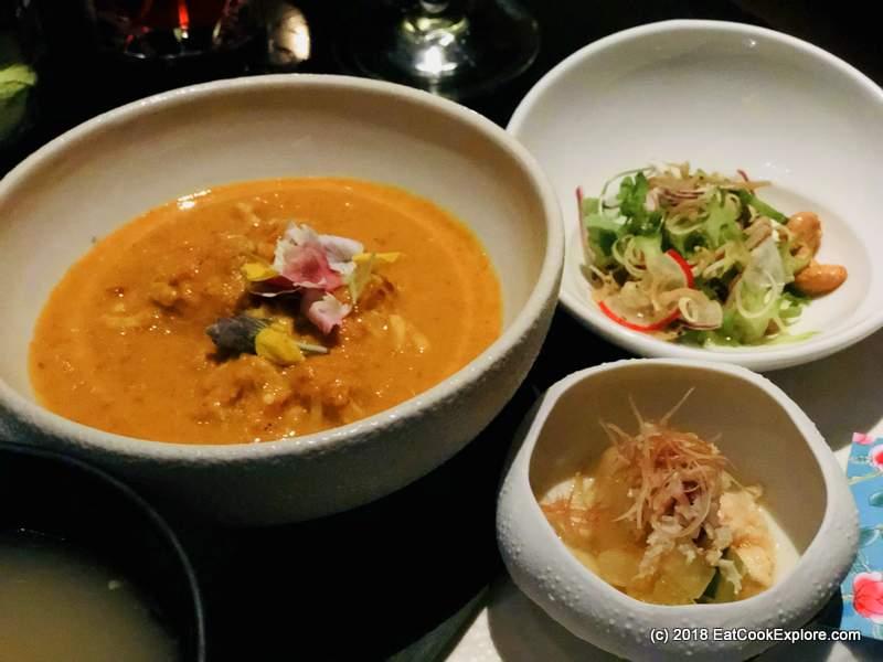 Candlenut Peranakan Singapore Crab Turmeric Curry