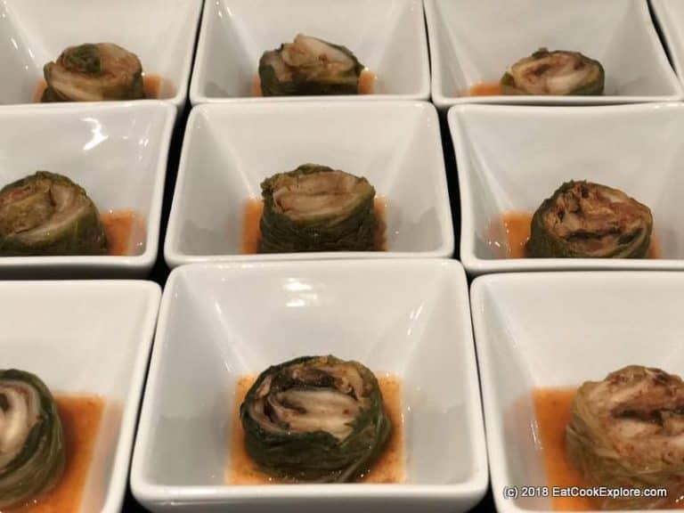 Korean Temple Food Balwoof Gongyang