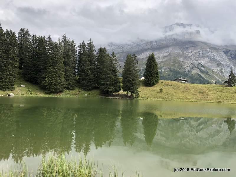 Lake Retaud les Diableret
