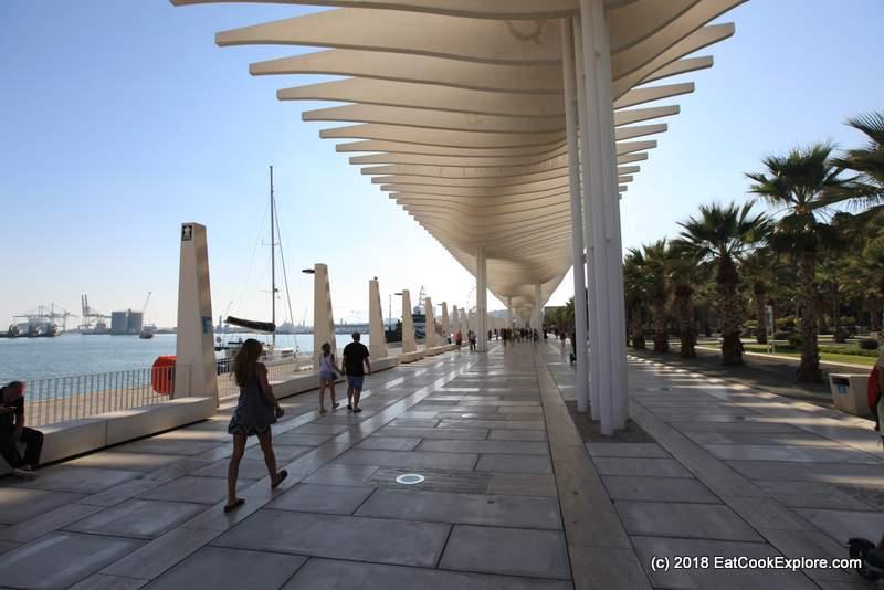 Malaga Promenade