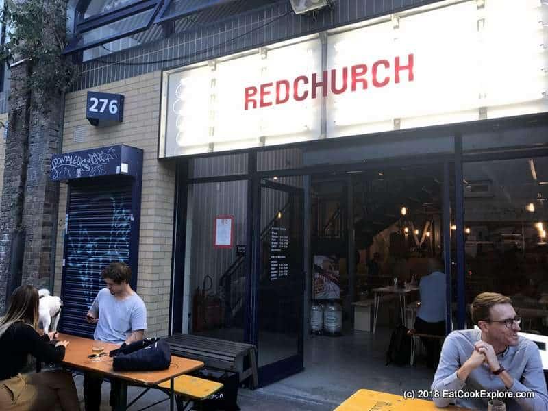 Redchurch Craft Beer