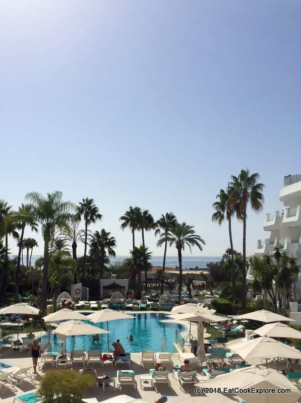 Iberostar Hotel Marbella Pool