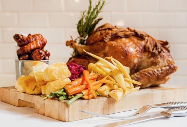 London restaurants open on Christmas