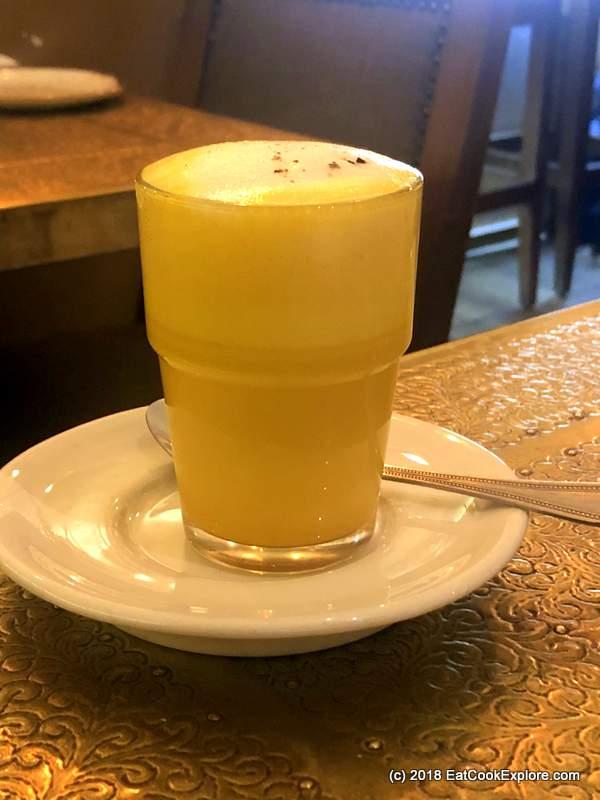 Golden spice Mindful Menu at Comptoir V (1)