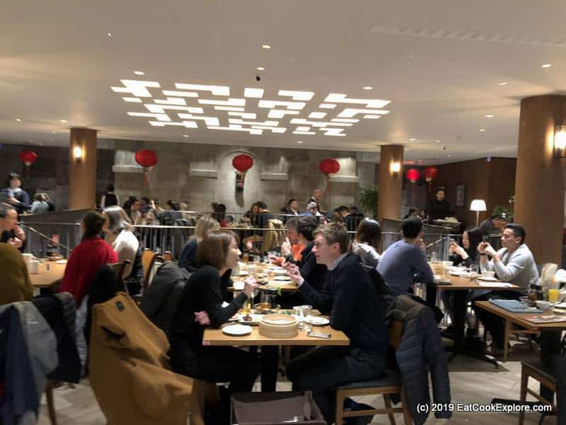 Din Tai Fung London Covent GArden