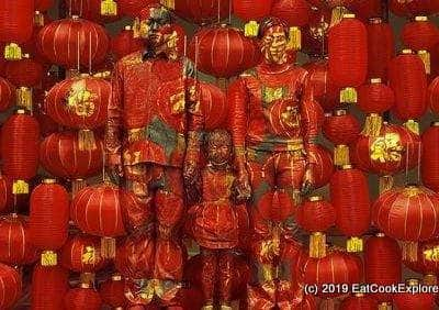 Celebrate Chinese New Year in style in London