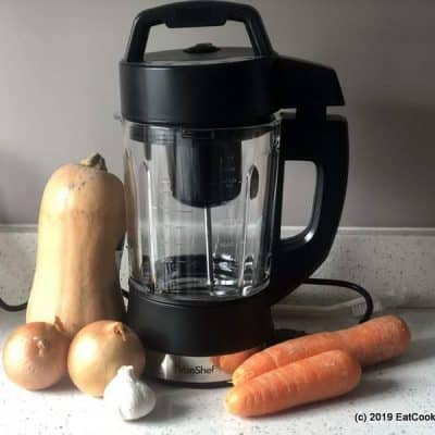 Product review: Vonshef Digital Soup Maker and a #giveaway #win