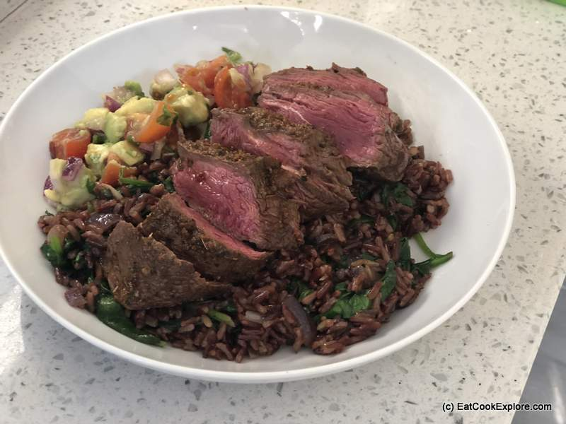 Mindful Chef Mexican Steak