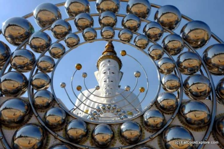 Wat Prathat Phasornkaew Khao Kho Phetchabun Thailand