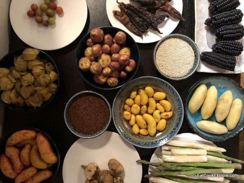 Pisqu Peruvian Superfoods Tasting Menu