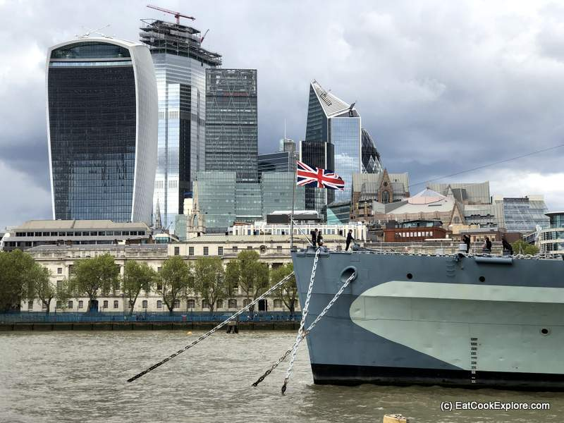 HMS Belfast London Bridge