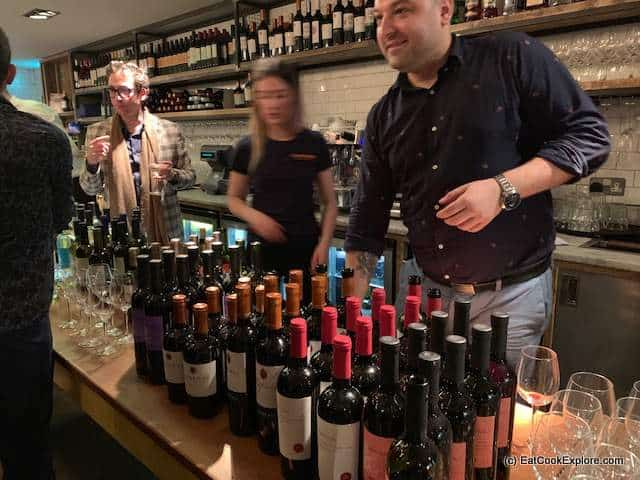 The Real Greek London Wine Fair