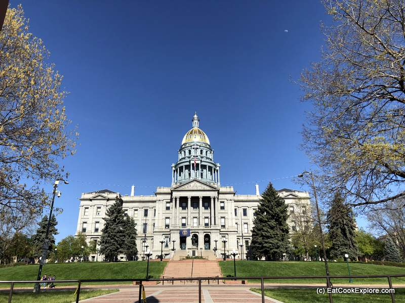 Colorado STate Capitol Denver