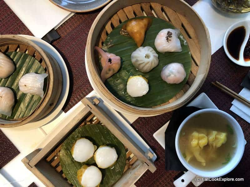 Dim sum at Bao Kitchen