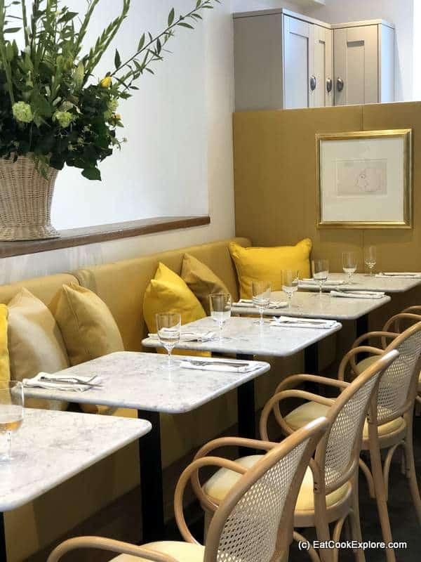 Liv Restaurant Belgravia