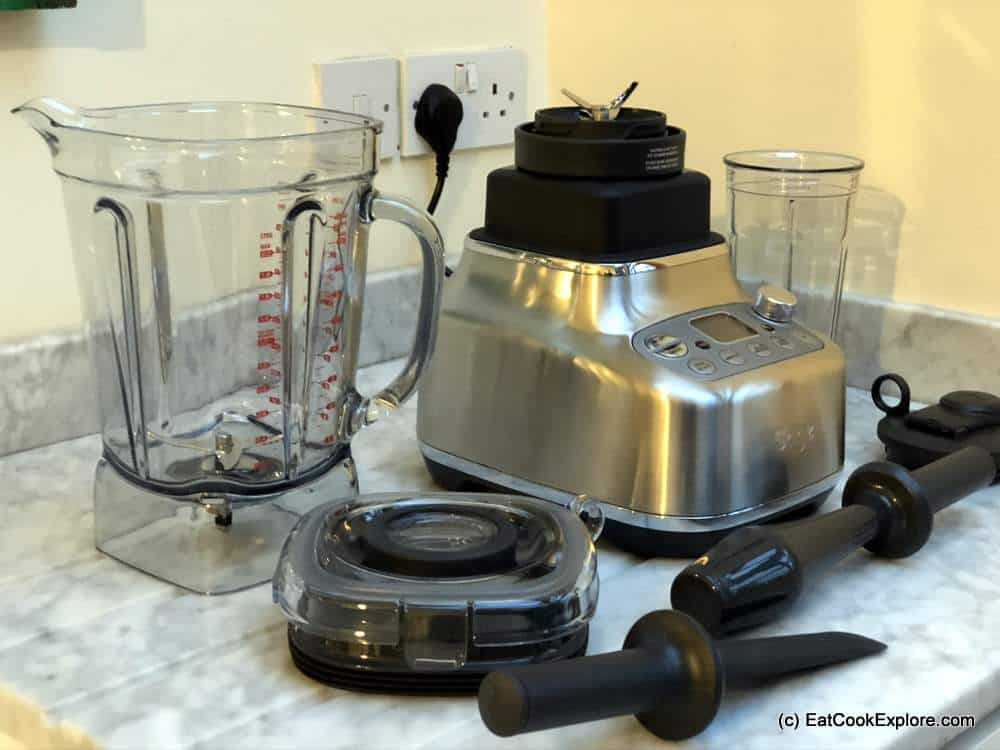 Review Sage Super Q Blender