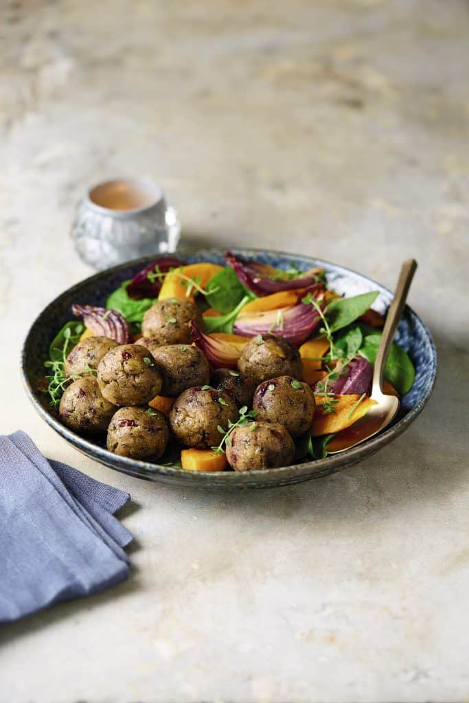 Aldi Specially Selected Vegan Stuffing Balls
