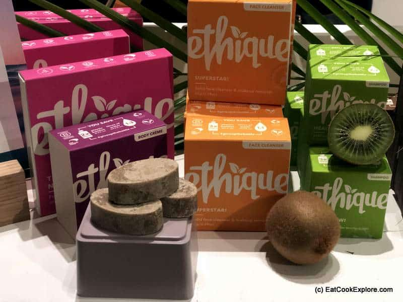 Ehtique travel soaps -Christmas gifts for travel lovers