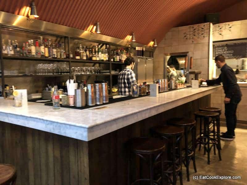 The Bar at Kricket Brixton