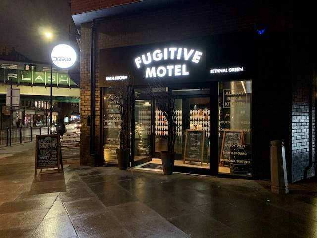 Amplify - Fugitive Motel Non Alcoholic cocktails